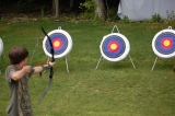 Archery and Slingshots