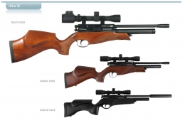 Ultra SE Multishot Pre-Charged 10-Shot Autoload .22 Air Rifle