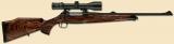 S 202 Elegance Walnut Polymer-Coated Centrefire Rifle