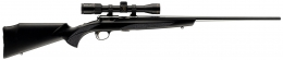 T-Bolt Composite Sporter Threaded Synthetic Blued Rimfire Rifle