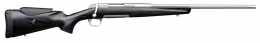 X-Bolt SF Stainless Stalker Adjustable Threaded with Fluted Barrel Synthetic/Stainless Centrefire Rifle