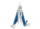 Signal Multi-Tool with Nylon Sheath in Blue Cerakote