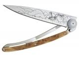 Tattoo 37g High Seas Juniper Wood Knife